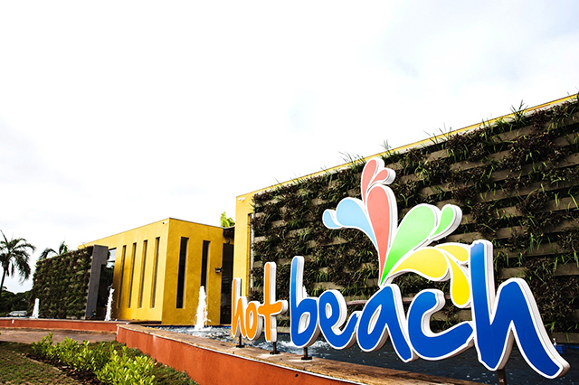 "Hot Beach adere ao ""Cejusc Amigo do Turismo"""