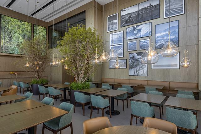 WK Design Hotel inaugura restaurante Osli de culinária contemporânea