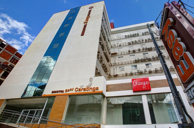 Atlantica converte hotel Bristol Easy Caratinga (MG)