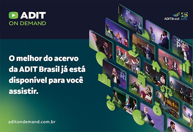 ADIT Brasil lança novo ADIT On Demand