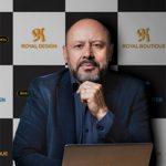 Acácio Pinto assumiu a diretoria executiva da Royal Hotéis