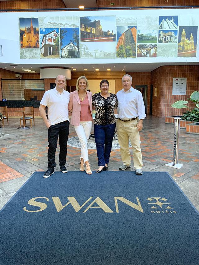 Rede Swan integra hotel de Canela (RS) ao mercado de multipropriedade
