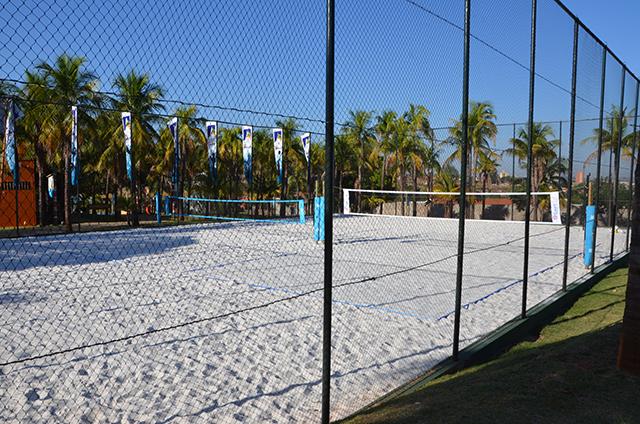 Hot Beach ganha arena para beach sports como nova atração