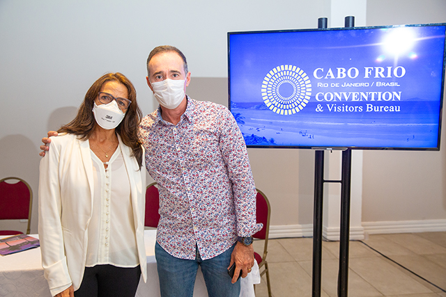 Cabo Frio CVB reelege presidente