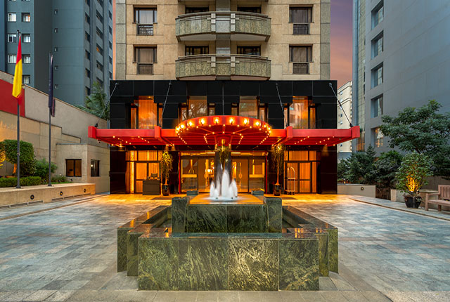 Hotel InterContinental São Paulo completará 25 anos de história