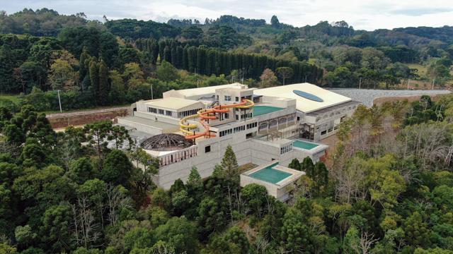 Gramado Parks inaugurou Acquamotion num investimento de R$ 100 milhões