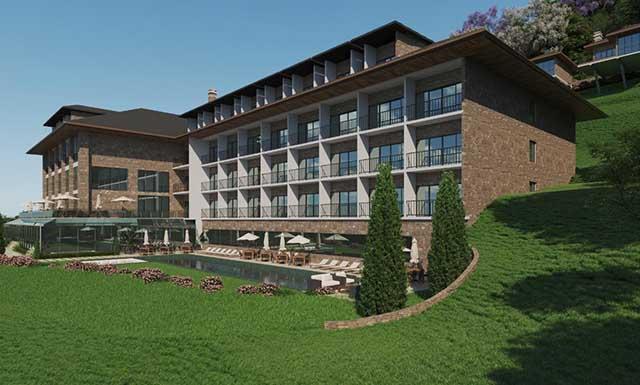 Gran Paradiso Resort abre 1ª sala de vendas