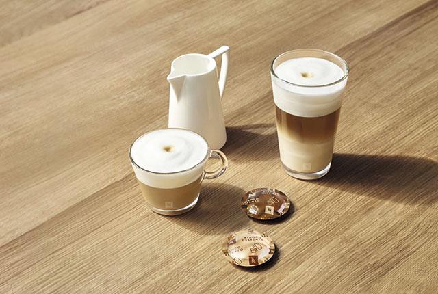 Nespresso Professional apresenta nova linha Milk Range