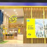 CVC se reposiciona e lança nova identidade visual
