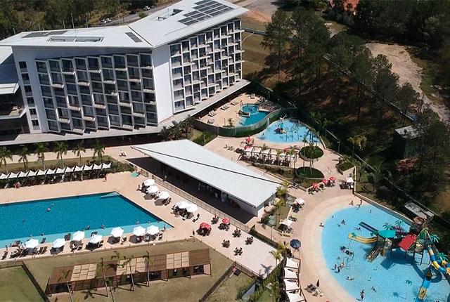 Novotel Itu Golf & Resort, uma boa opção para descansar e se divertir