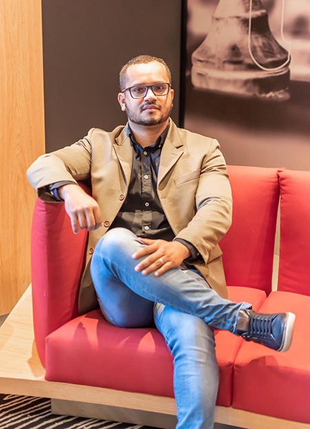 Fazzenda Park Hotel tem novo executivo comercial