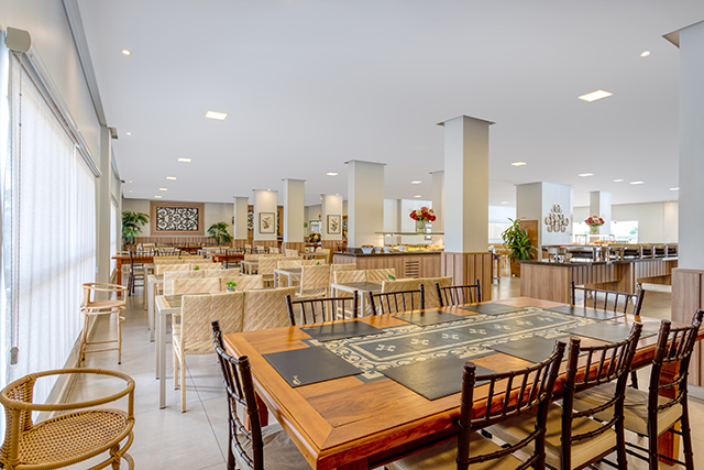 Wyndham Olímpia assume gestão dos seus restaurantes