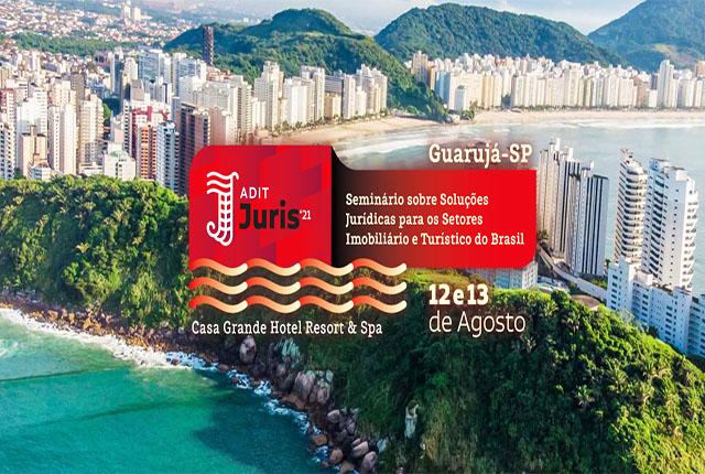ADIT Brasil promoverá de forma presencial ADIT Juris e ADIT Share 2021