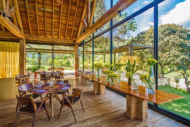 Restaurante Mina, do Six Senses Botanique, reabre para público externo