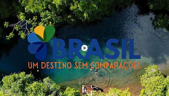 Campanha valoriza a unicidade do Brasil