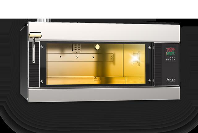 Prática lança o Forno Lastro Fit 4.6 compacto e empilhável