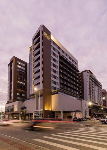 K-Platz Hotel entrou em operação em São José (SC)