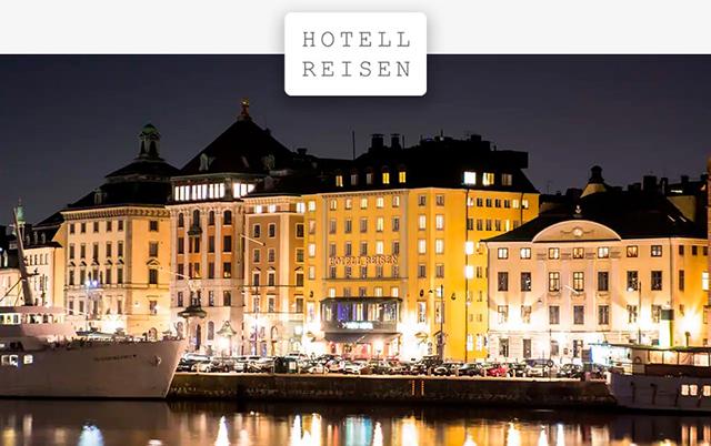 Hotell Reisen investe em tecnologia para melhorar a experiência dos hóspedes