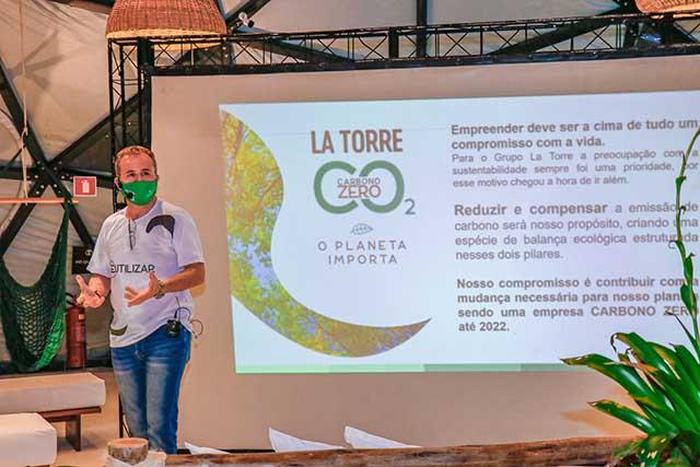 La Torre preserva árvores com projeto Carbono Zero