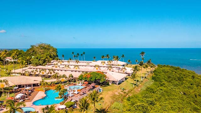 Porto Seguro Eco Bahia Hotel investe em programação de bem-estar