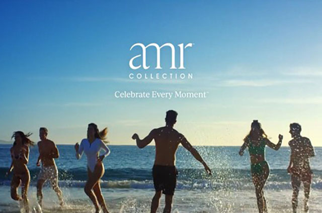 AMResorts passa a se apresentar sob nova marca: AMR™ Collection