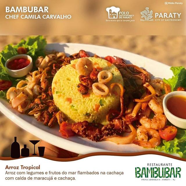 Paraty recebe Circuito Gastronômico do Festival da Cachaça