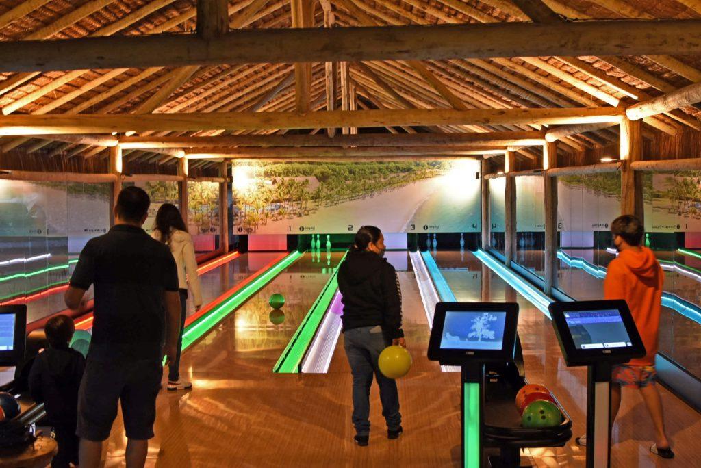 Portobello Resort & Safári inaugura boliche num espaço de 164 m²