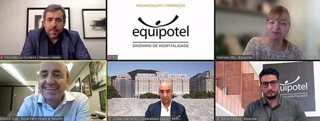 Equipotel Conexões analisa o papel da liderança na retomada da hotelaria