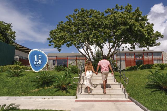 Hotel Île de Pipa MGallery Collection entrou em operação