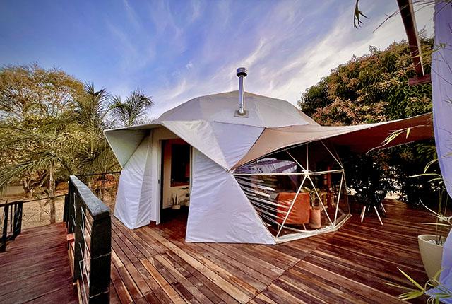 Pirenópolis recebe primeiro acampamento de luxo no estilo glamping