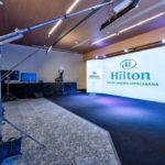 Hotéis Hilton no Brasil inovam com soluções personalizadas para eventos
