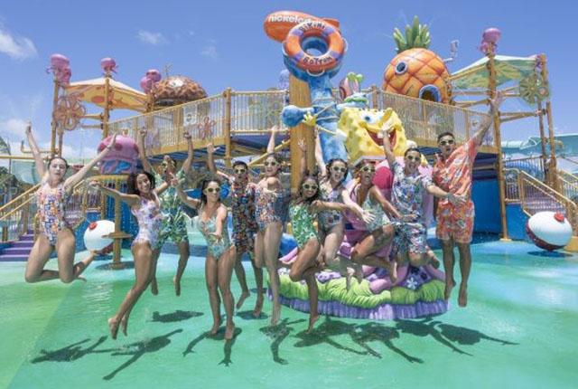 Nickelodeon Hotels & Resorts Riviera Maya entrou em operação