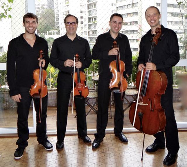 Semana no Hotel Toriba é marcada por música em Campos Do Jordão
