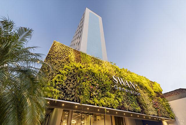 Swan Generation é novo empreendimento da rede hoteleira luso-brasileira