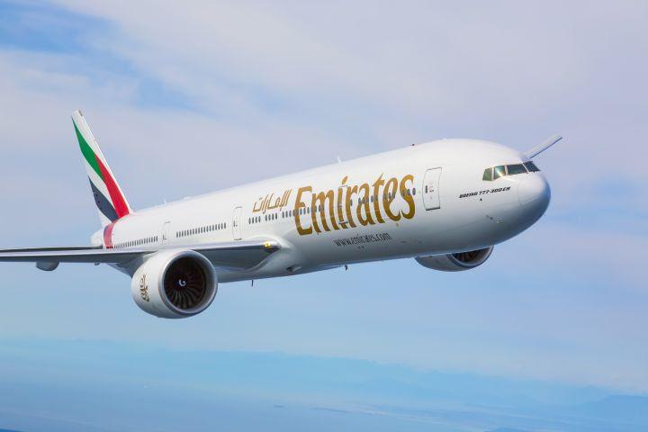 Emirates assina acordo com a Azul para conexões