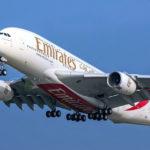 Emirates retoma voos diários para o Brasil com a aeronave A380