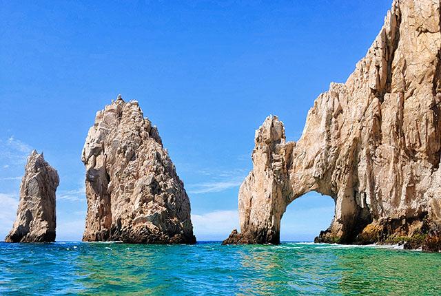 Belas paisagens e boa gastronomia estão entre os encantos de Los Cabos