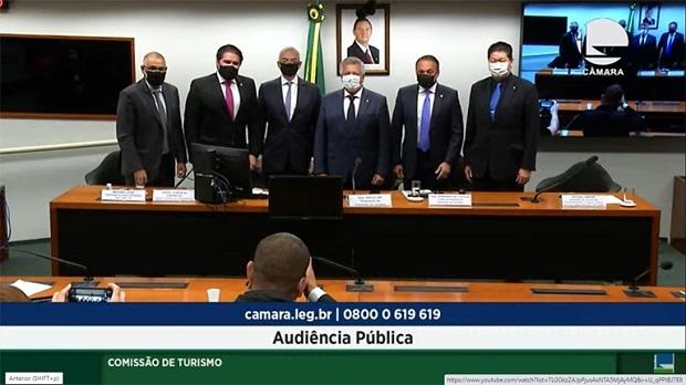Câmara dos Deputados debate marco regulatório dos jogos e cassinos