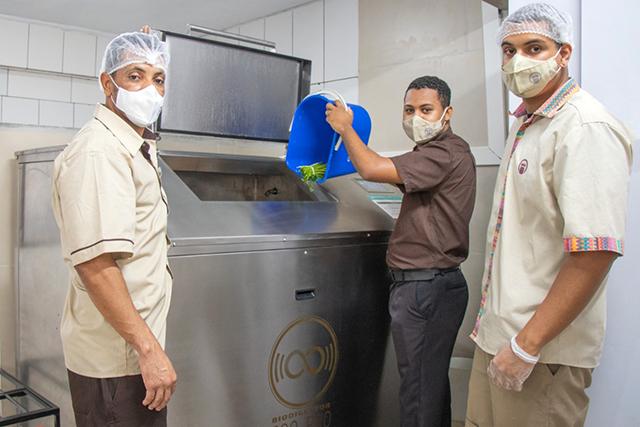 La Torre adota tecnologia de descarte sustentável de resíduos orgânicos