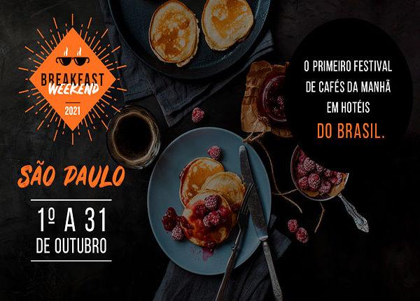 Hotéis paulistanos promovem Festival de Cafés da Manhã em outubro