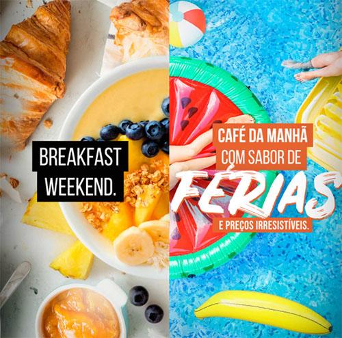 Breakfast Weekend acontece em outubro em vários hotéis paulistanos