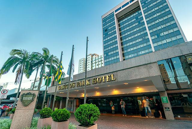 Castro's Park Hotel, referência de alta hospedagem em Goiânia (GO)