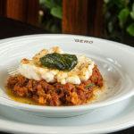 Restaurante Gero e Chef Luigi Moressa lançam menu de primavera