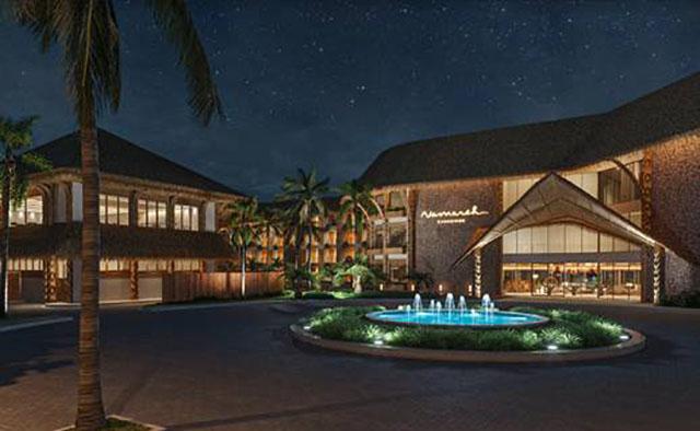 Gramado Parks está construindo seu novo hotel na Praia dos Carneiros