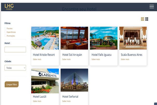LHG surge no mercado para otimizar resultados de vendas dos hotéis