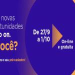 Feira Virtual Senac RJ oferece mais de 3 mil vagas de emprego e estágio