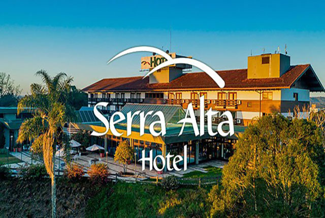Serra Alta Hotel, referência de hospedagem em São Bento do Sul (SC)