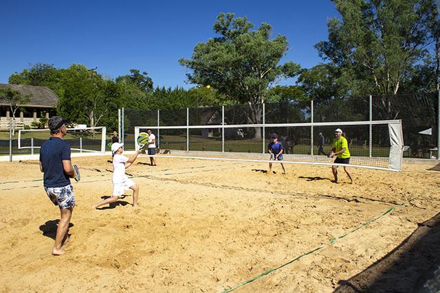 Jurema Águas Quentes promove o 3º Open Jurema de Beach Tennis