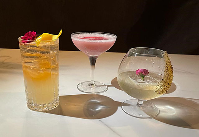WK Café Bar cria drinques especiais para a primavera
