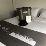 Parceria entre startups Charlie e Zissou disponibiliza quarto dos sonhos